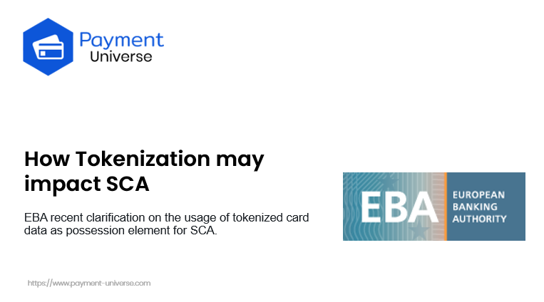 How Tokenization may impact SCA