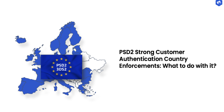 PSD2 Strong Customer Authentication
